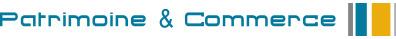 logo_patrimoine et commerce eric duval